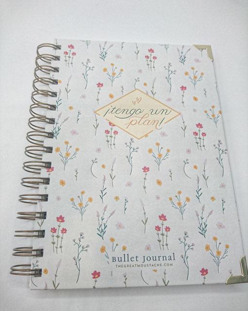 libreta para hacer bulket jurnal