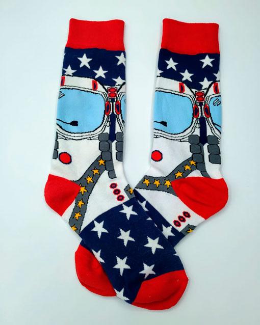 calcetines fin del mundo