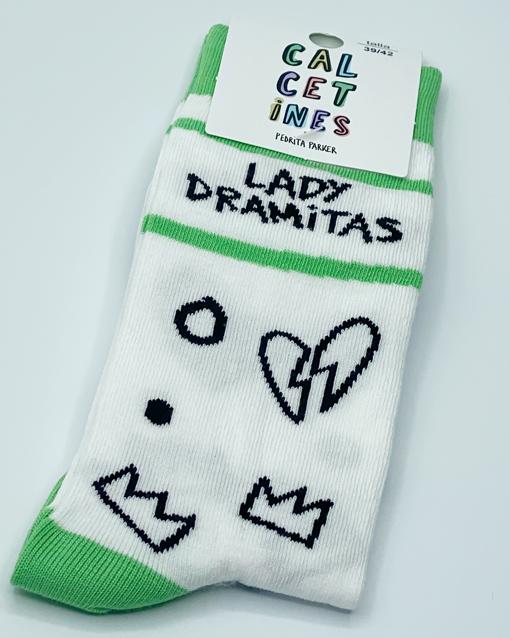 calcetines pedrita lady dramitas